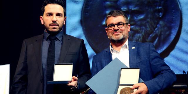 Verleihung Buber-Rosenzweig-Medaille