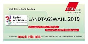 Einladung DGB 29.8. Wahlspiel Zwickau