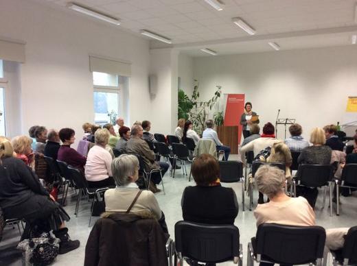 Frauentag DGB KV Zwickau