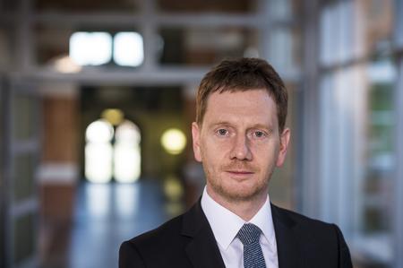 Sachsen Ministerpräsident Michael Kretschmer