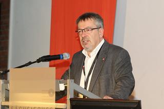 Mario John, 1. Bevollmächtigter der IG Metall Chemnitz