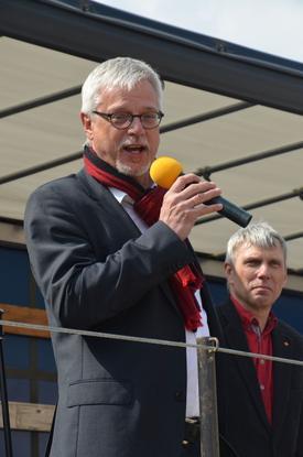 Markus Schlimbach und Lutz Richter