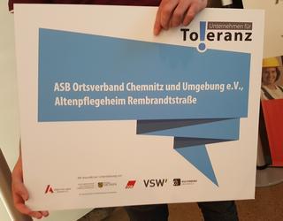 ASB Chemnitz ausgezeichnet.