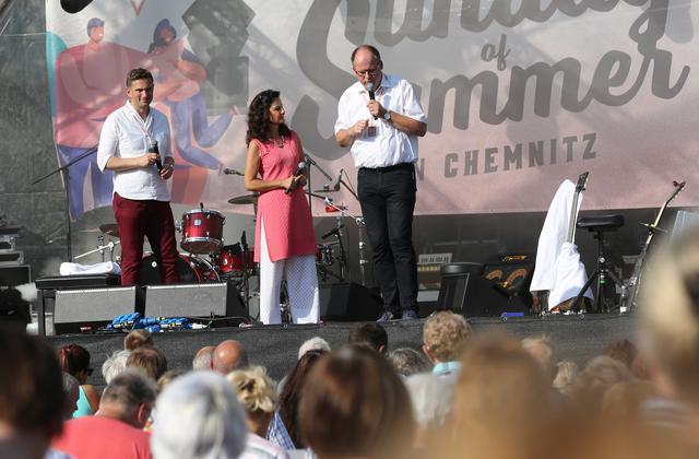 Sunday of Summer, 25.8.2019 Chemnitz