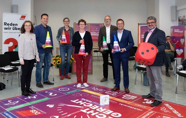 Wahlspiel DGB KV Zwickau 15.9.2021