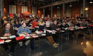 Delegierte IG Metall Chemnitz.