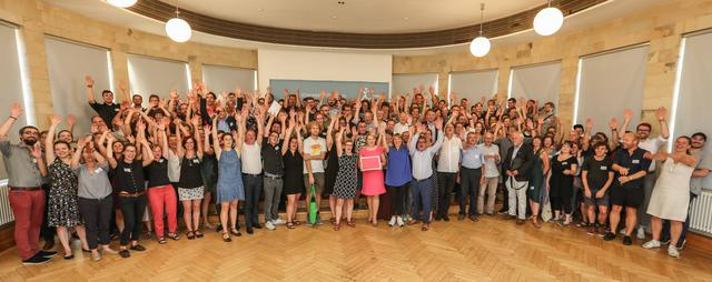 20 Jahre NDC Feier in Leipzig