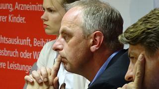 Meike Roden (Bündnis90/Die Grünen), Detlef Müller (SPD), Michael Leutert (Die Linke)