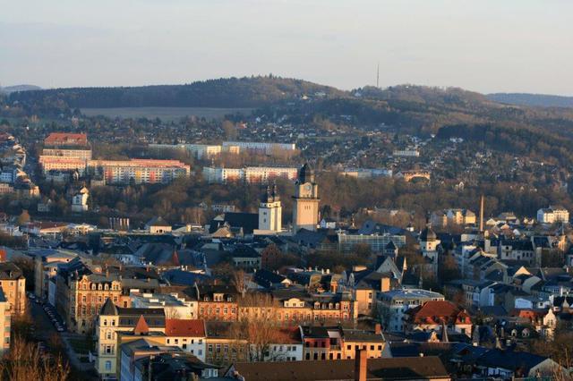 OB-Wahlen in Plauen