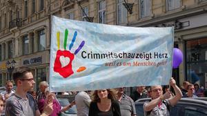 Crimmitschau zeigt Herz