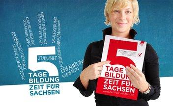 Kampagne Bildungszeit