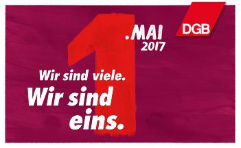 Motto Tag der Arbeit 2017