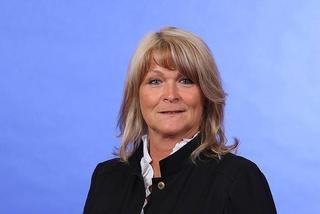 DGB Bezirksvorsitzende Iris Kloppich