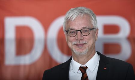 DGb Bezirksvorsitzender Markus Schlimbach
