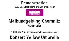 1. Mai 2019 Chemnitz