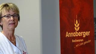Martina Hübner, Geschäftsführerin Annaberger Backwaren GmbH