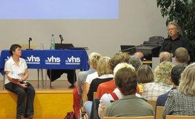 Diskussion mit Prof. Dörre 26.09.2011