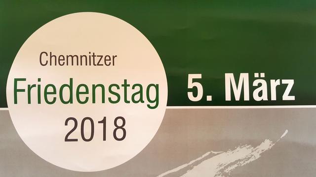 Friedenstag Chemnitz 2018