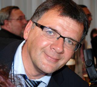 Klaus Tischendorf auf Porttraitfoto