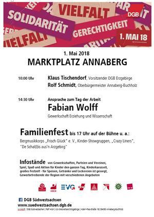 1.Mai Annaberg-Buchholz 2018