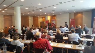 DGB Abeitsschutzkonferenz 2017 in Chemnitz