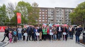 HdG Chemnitz Eröffnung