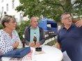 Wahlveranstaltung DGB Erzgebirge 10.08.2019