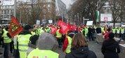 Demo vor Wendedenkmal Plauen 13.01.2012