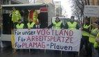 Erhalt Standort MANRoland Plauen 13.01.2012