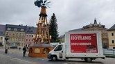 Mindestlohn-Tour in Annaberg