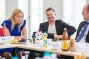 Besuch Olaf Scholz und Martin Dulig am 6.8.2019 im HdG Chemnitz