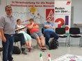 """""""mensch.wähl.mich"""" Zwickau 29. August 2019"""